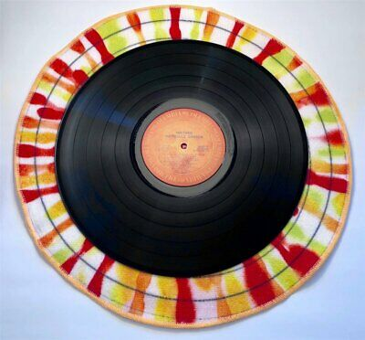 Groove Washer Splash Record Landing Towel Cleaning Cloth Underlay