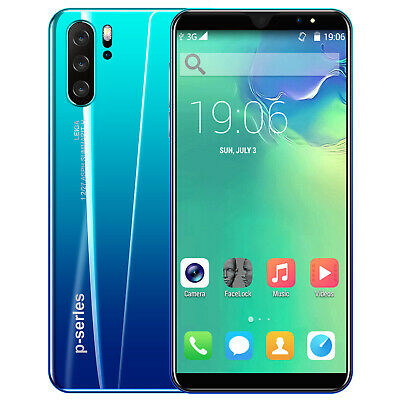 P33 Pro 5.8'' Unlocked Smartphone 4G+64G Android 8.1 Dual SIM Camera Smart phone