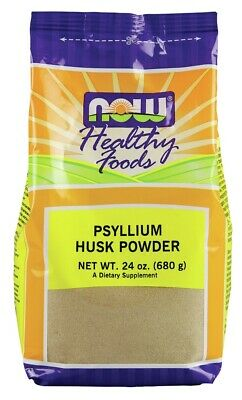 Psyllium Husk Powder Now Foods 24 oz Bag