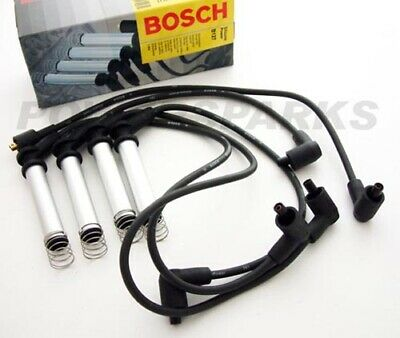 VAUXHALL Astra Mk3 1.4 [F] 09.91-09.93 BOSCH IGNITION SPARK HT LEADS B127