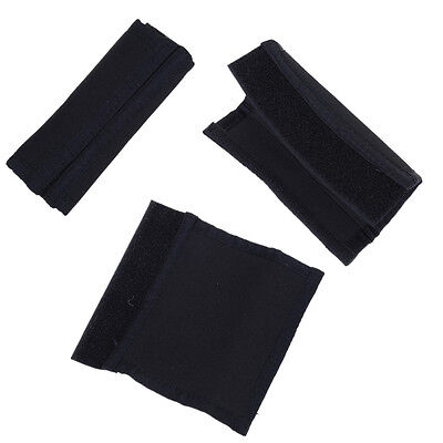 2X Baby Pushchair Stroller Front Handle Bar Grip Cover Protective Fabri ~PA