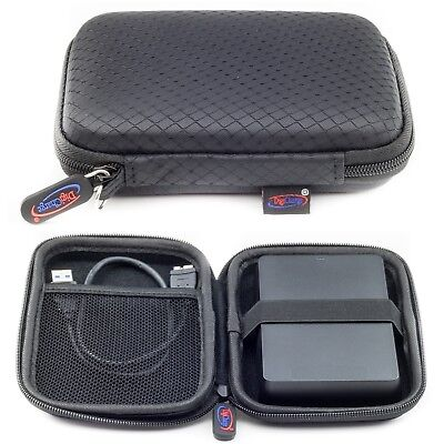 Black Case For SEAGATE Game Drive External Portable Hard drive case