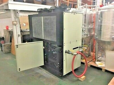 2012 20 ton Thermal Care Air Cooled Chiller, 460v run tested & guaranteed by KIG