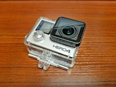 GoPro HERO4 with ClearCase w/ Accessories