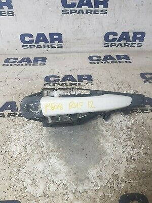 2012 Peugeot 508 Drivers Front Door Handle