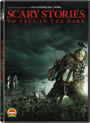 Scary Stories To Tell in the Dark - DVD - Michael Garza **FREE SHIPPING**