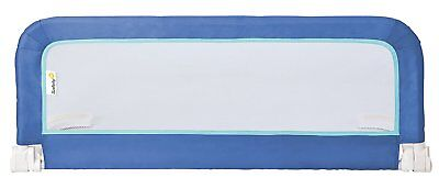 Safety 1st Portable Toddler's Bed Rail Guard Safety Sleep Blue Age 18m - 5yr
