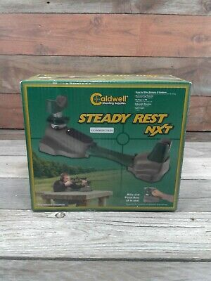 Caldwell Steady Rest NXT Shooting Rest Bench Cradle