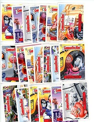 2019 GPK NYC TAKEOVER Complete A & B Set 20 Cards Garbage Pail Kids