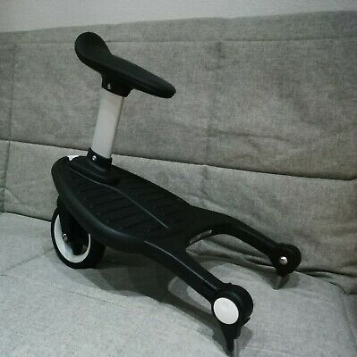 Bugaboo Board - Nice Condition - Comfort Wheeled Board with seat - New
