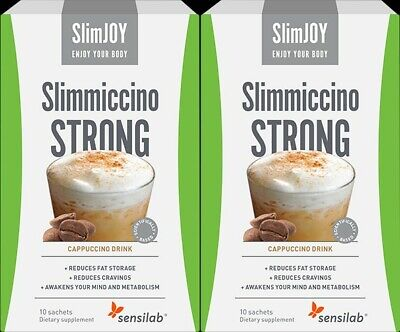 Dúo Slimmiccino STRONG