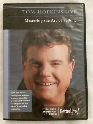 Mastering the Art of Selling [DVD]