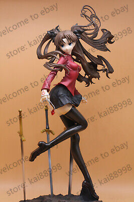 Fate Stay Night Rin Tohsaka Unlimited Blade Works 1//7 Figure 26cm Toy No Box