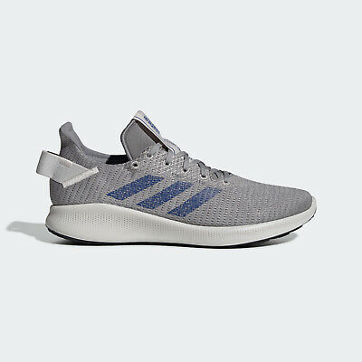Adidas Sensebounce + Street M [F36922] Men Running Shoes Grey/Royal