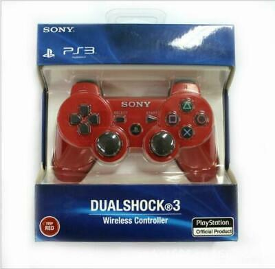 DualShock 3 Wireless PS3 Controller  for Playstation 3 RED
