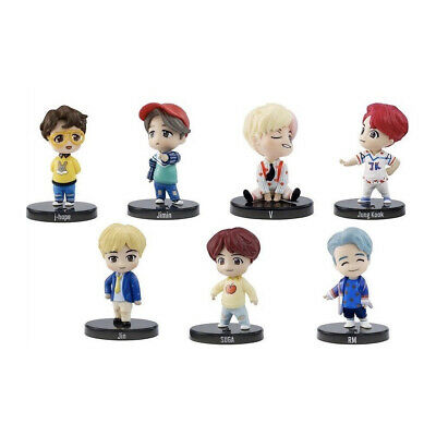 BTS Official Goods POP-UP Store House of BTS MINI FIGURE DOLL / BTS MINI IDOL