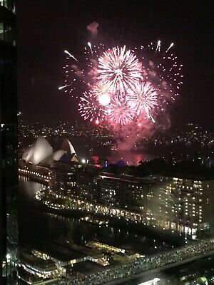 Sydney New Year's Eve night at 5-Star Hotel at Circular Quay
