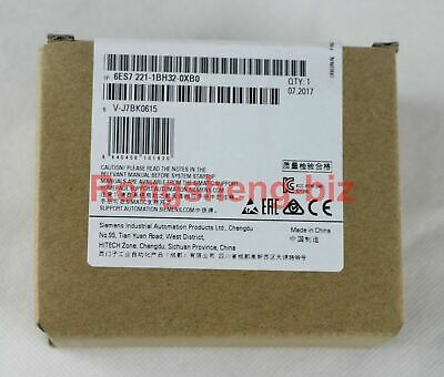 1PC New SIEMENS 6ES7 221-1BH32-0XB0 S7-1200 Digital Input Module 16-DI 24VDC
