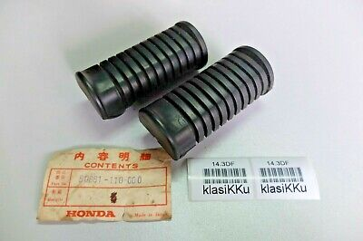 NOS Honda Foot Peg Rest Rubber CB350 CB450 CB750 Z50A