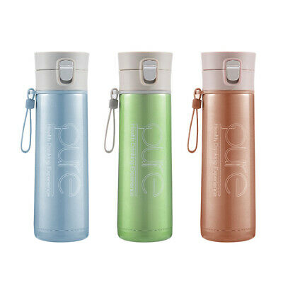 Double-Walled Stainless Steel Water Bottle Vacuum Insulated Sport Bottle Thermos
