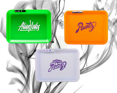 Glow Tray Alienlabs Runtz LED Rolling Tray 1st Class Signed Postage UK SELLER