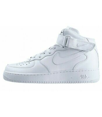 nike air force alte donna bianco