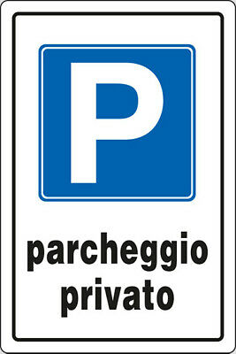 Sign 30x20 P.Parking Private