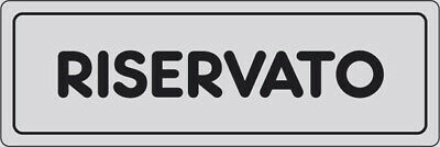 Adhesive 15x5 Reserved