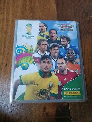 250 PANINI ADRENALYN XL BRASIL 2014 CARDS IN OFFICIAL ALBUM  3 Limited