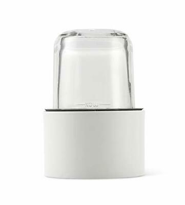 Kenwood AWTAT320B01 - mini hachoir/moulin + 4 Mini Cuves en Verre Couvercle ...