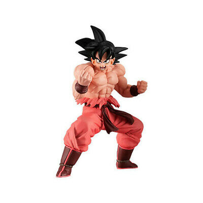 Dragon Ball Z Goku Kaioken Gashapon Hg Series 04 Dragon Ball Gt Hen Bandai