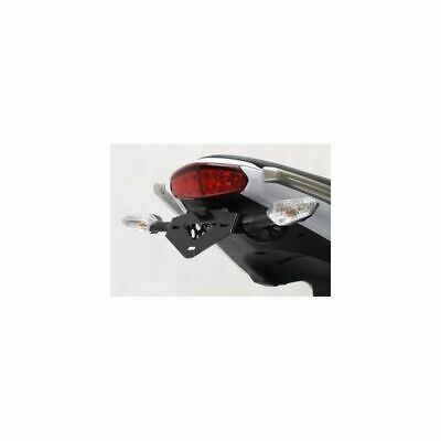 443960 - Support de plaque R&G RACING noir Kawasaki ER-6 F/N