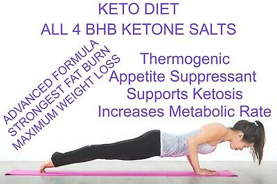 Keto High Voltage Advanced Weight Loss  Diet Pills - Capsules Extra Strength