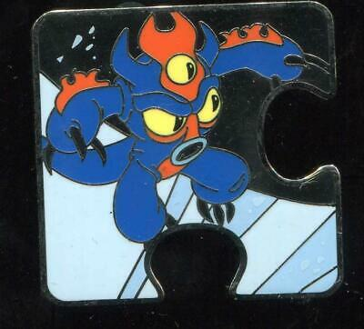 Big Hero 6 Character Connection Mystery Puzzle Fred LE Disney Pin 127929