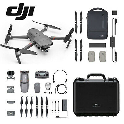 DJI Mavic 2 Enterprise Zoom 4K Drone & Fly More Combo Kit AUS 1 Year Warranty