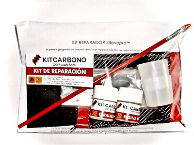 Kit Reparacion UltraRapida de Fibra De Carbono UltraCarboPro™