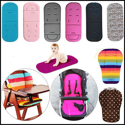 Newborn Baby Stroller Soft Cushion Kids Pushchair Cover Padding Car Seat Mat Pad
