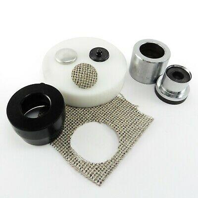 Hammering button covering set - mould template cutter + initial supplies