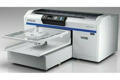 Epson F2000 SureColor Printer Direct to Garment DTG Read Description