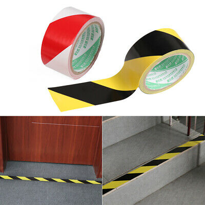 Danger Caution Sticker Marking Tape Hazard Warning Strips Barrier Remind