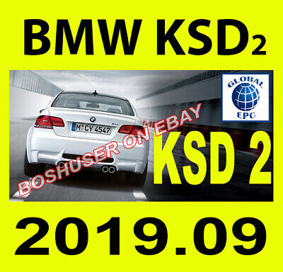09 / 2019 Bmw Ksd2 Ksd Workshop Service Data Manuals Diagnostics Repair Wheels
