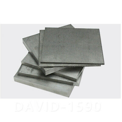 1pcs Select Size GR5 Ti Titanium Alloy Metal Sheet Plate Thickness 0.5mm - 60mm