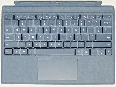 Microsoft Surface Pro Signature Type Cover Cobalt Blue FFP-00021