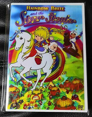Rainbow Brite And The Star Stealer - Widescreen 1985 [Dvd]