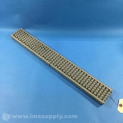 Valu Guide VG-684 Beaded Rail Plated Channel USIP