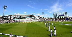 Oval cricket ground tour for two adults E voucher