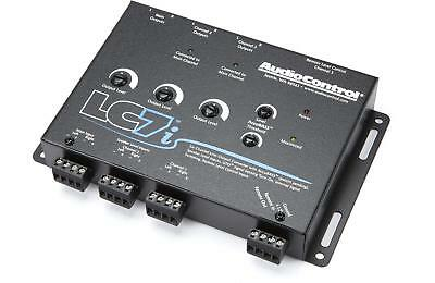 AUDIOCONTROL LC7i BLACK 6 CHANNEL CAR STEREO LINE OUT CONVERTER BASS RESTORATION