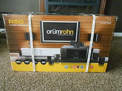 Home Theater System - 5.1 - OROMROHN - SURROUND SOUND - R50 - BRAND NEW