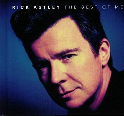 ASTLEY, Rick - The Best Of Me (Deluxe Edition) - CD (2xCD)