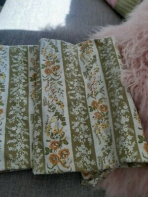 Single Bed Retro Vintage,sheets,material,fabric
